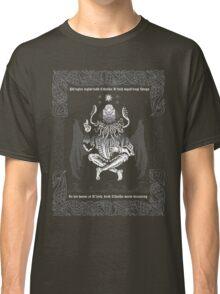 Celtic Cthulhu Classic T-Shirt