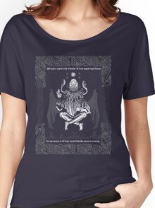 Celtic Cthulhu Women's Relaxed Fit T-Shirt
