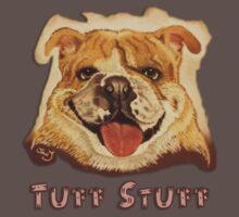 """Tuff Stuff"" kids clothing Baby Tee"