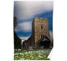 St Margaret Broomfield Poster
