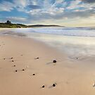 Catherine Hill Bay Beach by benivory