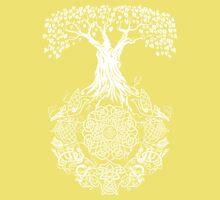 Tree of Life Baby Tee