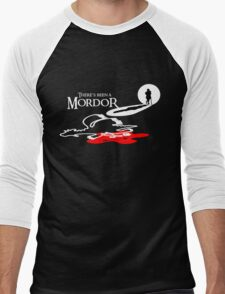 THERE'S BEEN A MORDOR Men's Baseball ¾ T-Shirt