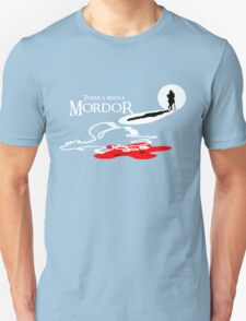 THERE'S BEEN A MORDOR Unisex T-Shirt