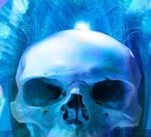 Skull Worship Sticker