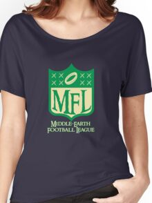 THE GREATEST GAME IN MIDDLE EARTH Women's Relaxed Fit T-Shirt