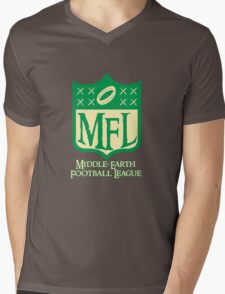 THE GREATEST GAME IN MIDDLE EARTH Mens V-Neck T-Shirt