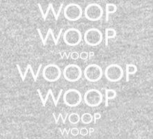 Keep Calm and WOOP WOOP WOOP Kids Clothes