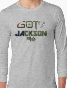GOT 7 Jackson (Mad) Long Sleeve T-Shirt