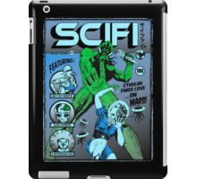 Cthulhu on the cover of SCIFI iPad Case/Skin