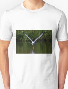 Seagull walks on water T-Shirt