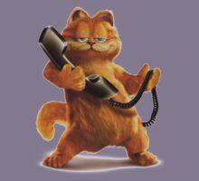 Garfield Telephone Kids Tee