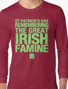 SAINT PATRICK'S DAY Long Sleeve T-Shirt