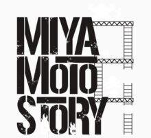 Miyamoto Story Kids Tee