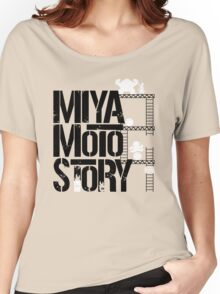 Miyamoto Story Women's Relaxed Fit T-Shirt