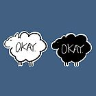 "Black Sheep (John Green, ""The Fault in Our Stars"") by MRelyks"