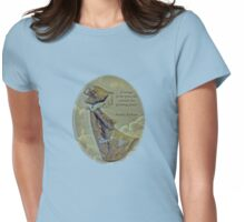 Amelia's Skies Womens Fitted T-Shirt