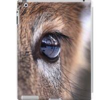 Now thats an eyefull! - White-tailed Deer iPad Case/Skin