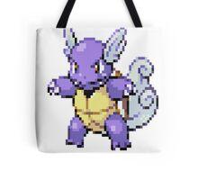 Pixel Wartortle  Tote Bag