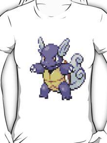 Pixel Wartortle  T-Shirt