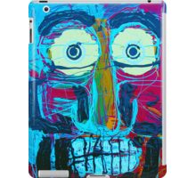 2 Guys Face iPad Case/Skin