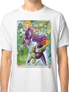 Gohan vs Cell Classic T-Shirt