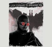 Batman Arkham City: Hugo Strange (Red Glasses) Unisex T-Shirt
