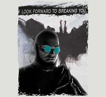 Batman Arkham City: Hugo Strange (Blue Glasses) Unisex T-Shirt