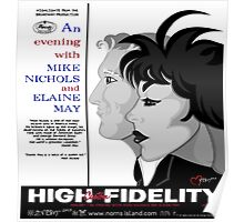 AN EVENING WITH MIKE NICHOLS AND ELAINE MAY  Poster