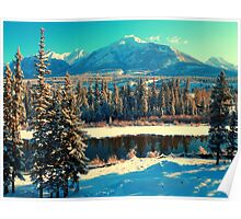 Canmore AB Poster