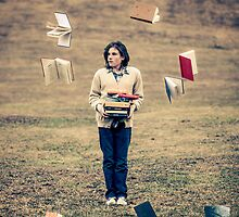 The Reader by Ryan Conners