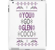 Four for you! iPad Case/Skin