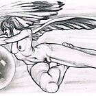 TRANSFORMATION(seagull beauty nude) by Seagullsong