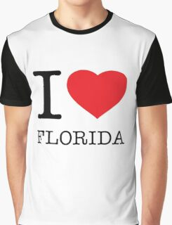 I ♥ FLORIDA Graphic T-Shirt