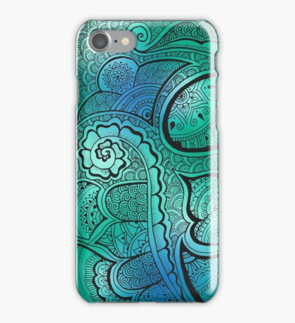 Love, Under The Ocean iPhone Case/Skin