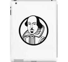 William Shakespeare iPad Case/Skin