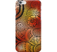 India At Dusk iPhone Case/Skin