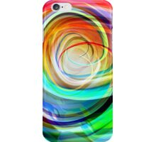 The Time Storm commences iPhone Case/Skin