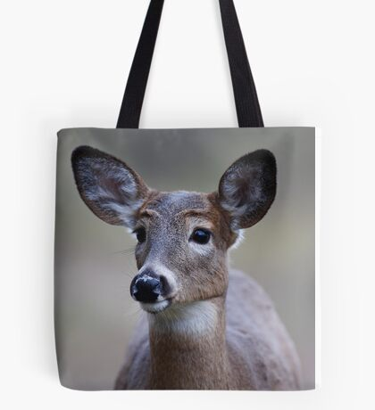 So forlorn - White-tailed Deer Tote Bag