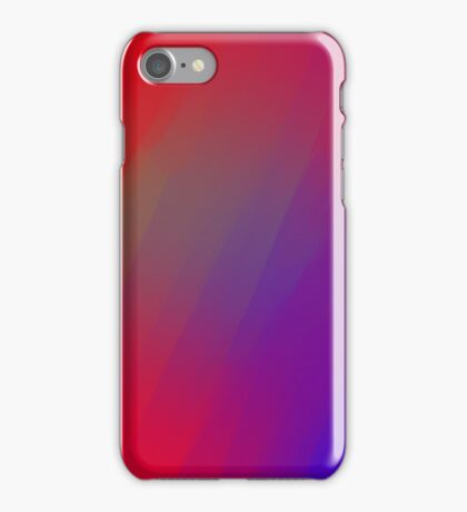 Abstract phone case iPhone Case/Skin