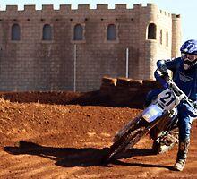 Dirt Broncos track. by Mark Braham