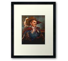 Cavalier Framed Print