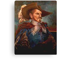 Cavalier Canvas Print