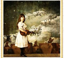 Counting Sheep by Margaret Orr