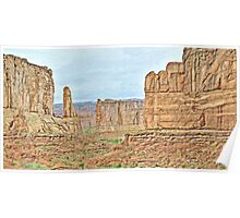 Southwest U.S. Canyon Poster