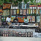 Soweto Street Market. by Mark Braham