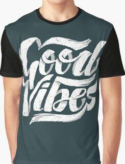 Good Vibes - Feel Good T-Shirt Design Graphic T-Shirt