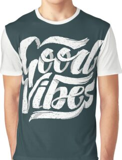 Good Vibes - Feel Good T-Shirt Design Graphic T-Shirt