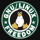 GNU Linux Freedom by protos