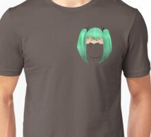 pocket miku Unisex T-Shirt